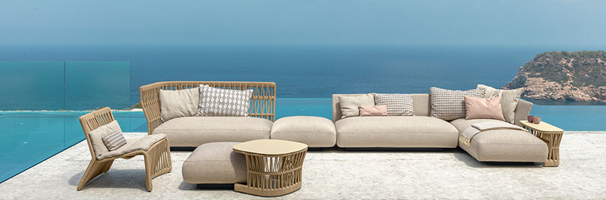 Henry Hall Designs Modern Outdoor Furniture For Garden Patio
