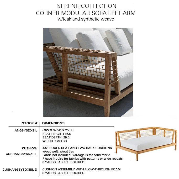 Henry Hall Designs Modern Outdoor Furniture For Garden